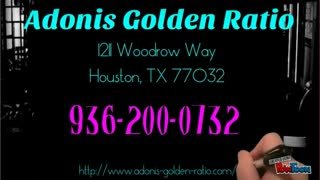 Adonis Golden Ratios - Video