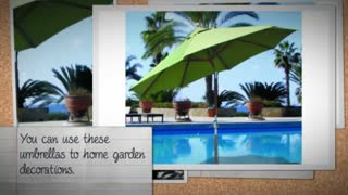 Top quality Patio Umbrella Store - Video