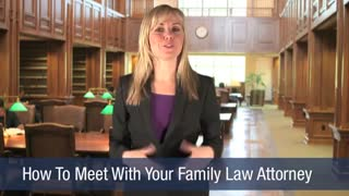 Divorce Attorney Orange County - Video