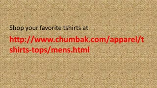 Mens tshirts - Video