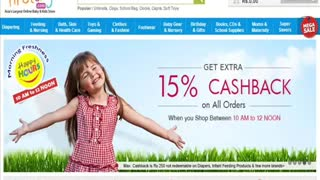 Top 10 E-Commerce Websites in India 2014 - Video