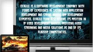 custom software development company - Video