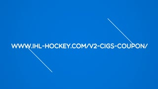 V2 Cigs Coupons from IHL Hockey - Video