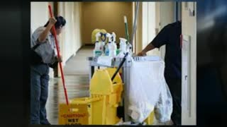 Janitorial services - Video