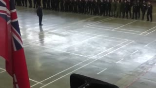 Cadet Parade - Video