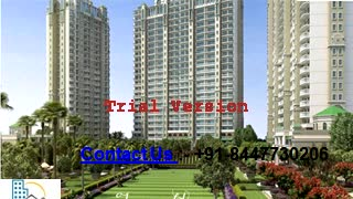 ATS Pristine Sector 150 Noida Call 8447730206 - Video