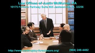 Bankruptcy Lawyer Jacksonville – The Law Offices of Justin McMurray, P.A. - Video