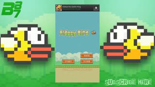 FLAPPY BIRD! MOST ANNOYING GAME EVER! - Video