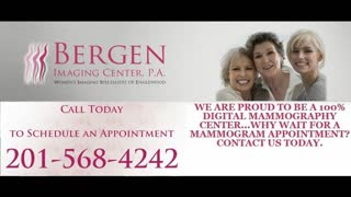 Women's Imaging New Jersey - (Bergenimagingcenter.com) - Video
