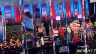 Kacy Catanzaro (Official HD Video) American Ninja Warriors 2014 - Video