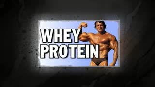 Whey Protein Isolado - Video