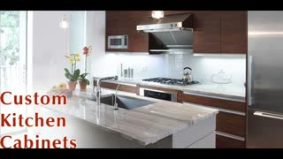 Custom Cabinets New York- Manhattan Cabinetry - Video