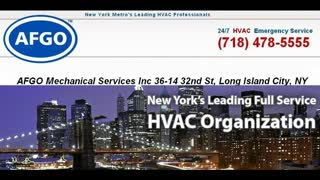 HVAC Maintenance - Afgo - Video