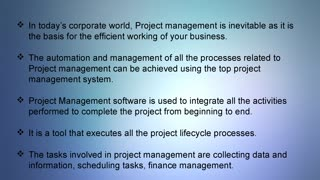 Reviewing Top Project Management Softwares Available Online - Video