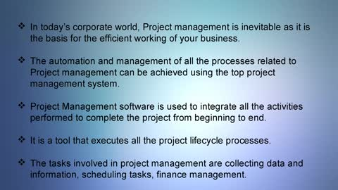 Reviewing Top Project Management Softwares Available Online