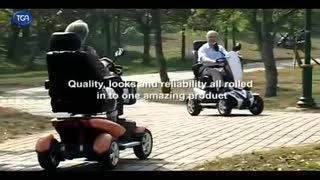 Disability Scooters Shop In UK - Video