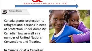Otis & Korman Immigration Law Firm in Toronto - Video