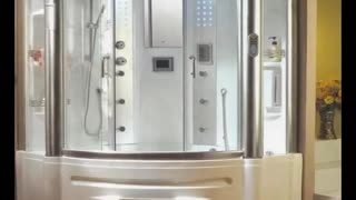 Call @ 8750828080 Bathroom Shower Enclousure  Delhi NCR - Video