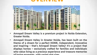 Amarpali dream valley greaternoida | Amarpali dream valley Noida Extension | Properties in Noida Extension | Commonfloor - Video