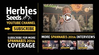 Reggae Seeds Interview @ Spannabis 2014 - 15-17 March - Video