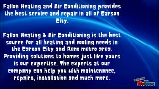 air conditioning Carson City - Video