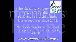 The Different Options for Bariatric surgery Treatment in India - Video
