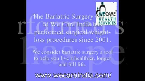 The Different Options for Bariatric surgery Treatment in India