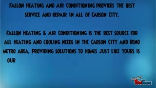 air conditioning service Gardnerville - Video