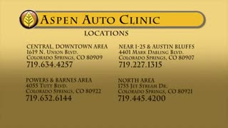 Aspen Auto Clinic Denver | Aspen Auto Repair Denver | Denver aspen auto repair - Video