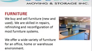 Sueland Moving & Storage Company Toronto - Video