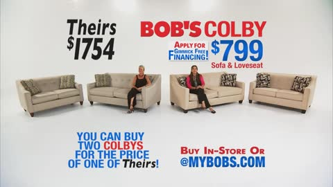 The Colby Sofa Sets!