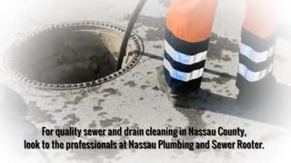 NY Plumbing & Sewer Rooter - Video