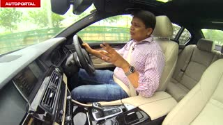"BMW 5-Series 530D Review ""Test Drive"" - AutoPortal - Video"