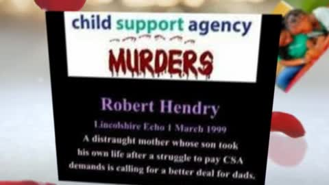 Lawful child support agency