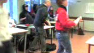 war in the classroom - Video