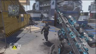 Call of duty: BO2 - 720 insta swap trickshot hitmarker - Video