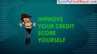 How to improve credit score - Video