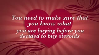 Know more Where to buy steroids - Video