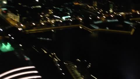 Highest Pool, 57 Floor In Singapure! Disco And Best View Too!