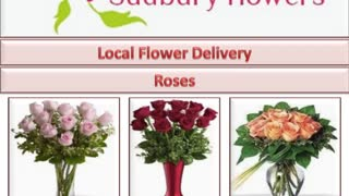 Local Flower Delivery Sudbury - Video