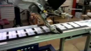 ALcode Mail Handling - www.rlsltd.co.uk - Label Maker UK - Video