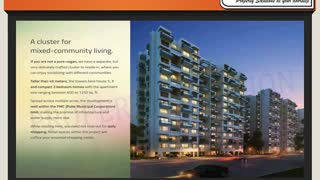 Residential Apartment for Sale in Kondhwa Katraj Pre-Launch - Video
