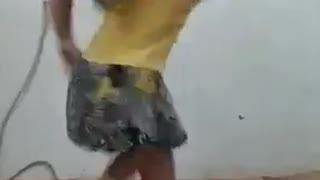 Little Girl Dancing - Video