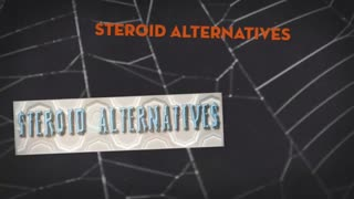 Know about Steroid alternatives - Video