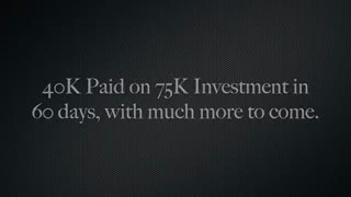 Oil and Gas Investments - Video