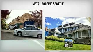 Roofing Seattle - Video
