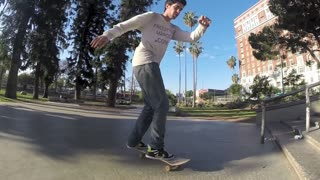 Unusual Skateboard Tricks You Rarely See - Video