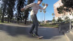 Unusual Skateboard Tricks You Rarely See