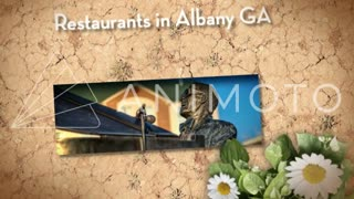 Restaurants in Albany GA - Video