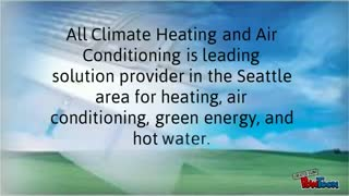 Seattle HVAC services - Video